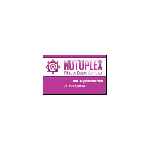 Notoplex: Fibrotic, Plaque and Autophagy Detox