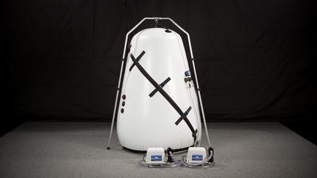 Vertical Hyperbaric Chamber